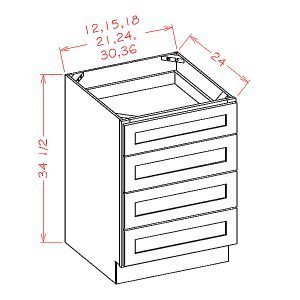 4-drawer-base-diagram