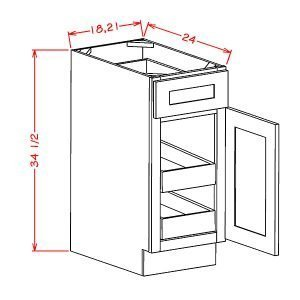 single-door-single-drawer-double-rollout-shelves