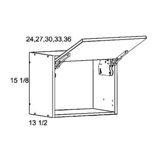 15-deep-flip-up-door-wall-cabinet-diagram