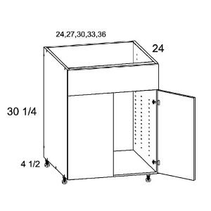 2-door-1-false-drawer-sink-base-diagram