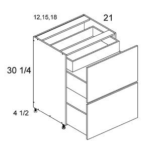 2-drawer-inner-drawer-vanity-base-diagram
