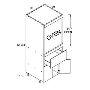 tall-1-oven-2-door-1-drawer-utility-diagram