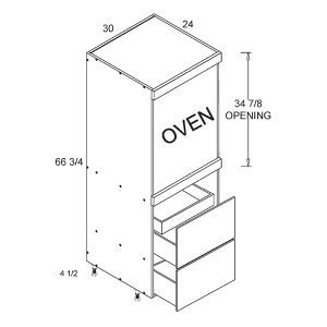 tall-1-oven-2-drawer-1-inner-drawer-utility-diagram