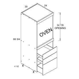 tall-1-oven-3-drawer-utility-diagram