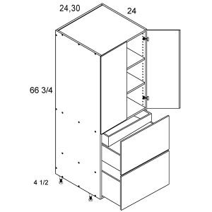 tall-2-door-2-drawer-w1-Inner-drawer-utility-diagram