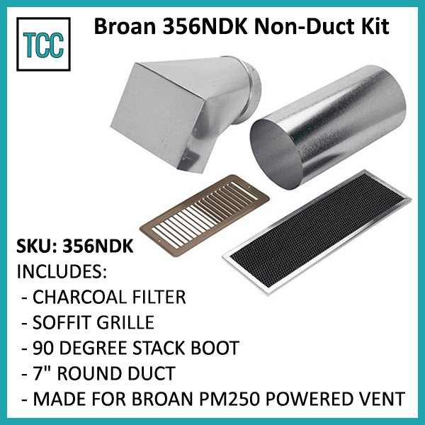 356ndk-non-duct-kit
