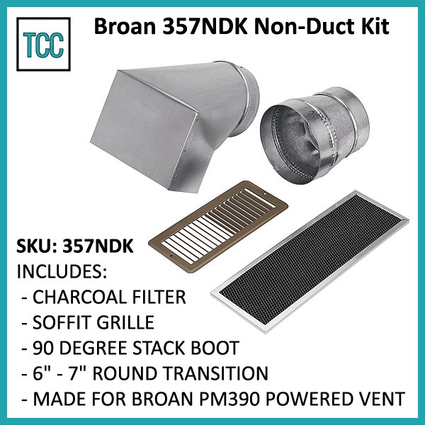 357ndk-non-duct-kit
